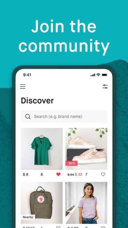 Vinted: sell & buy second-hand