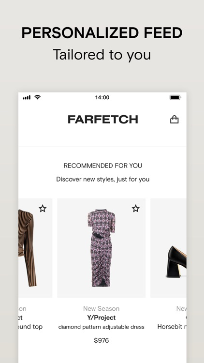 FARFETCH — Shop the new season screenshot-3