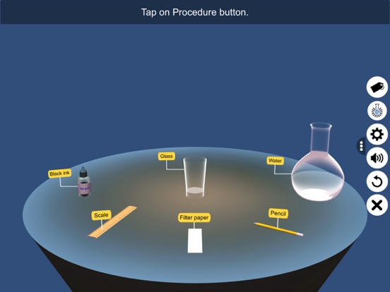 Chromatography screenshot 10