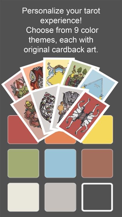 Tarot Simple: Cards & Readings screenshot-8