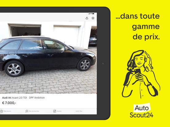 Screenshot #5 pour AutoScout24: marché automobile