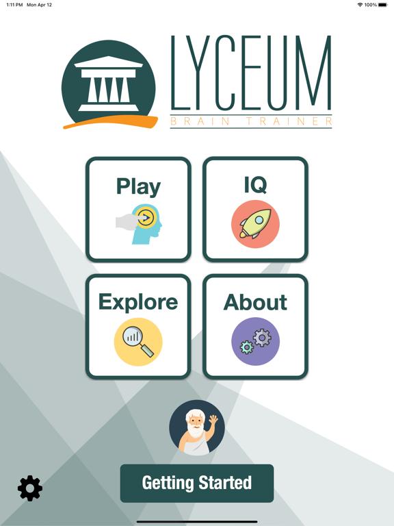 Lyceum Brain Trainer screenshot 10