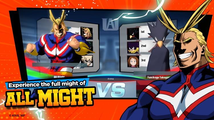 MHA: The Strongest Hero screenshot-3