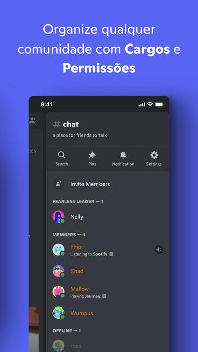 Baixar Discord - Fale, e Bata Papo para Android