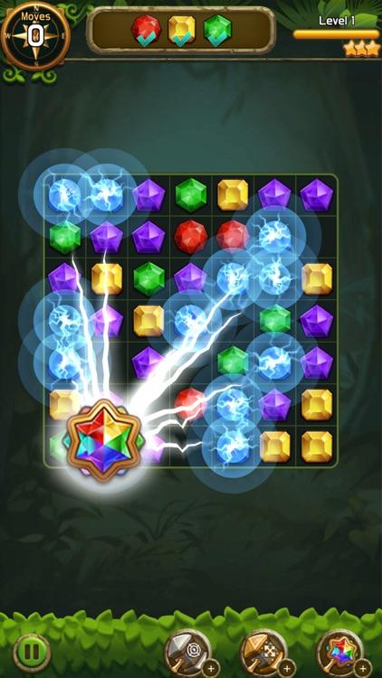Jewel & Gem Crush-Match Master screenshot-6