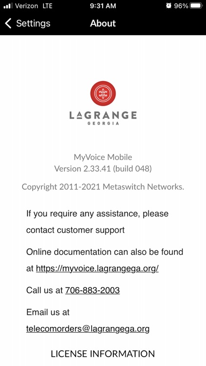 MyVoice Mobile screenshot-8