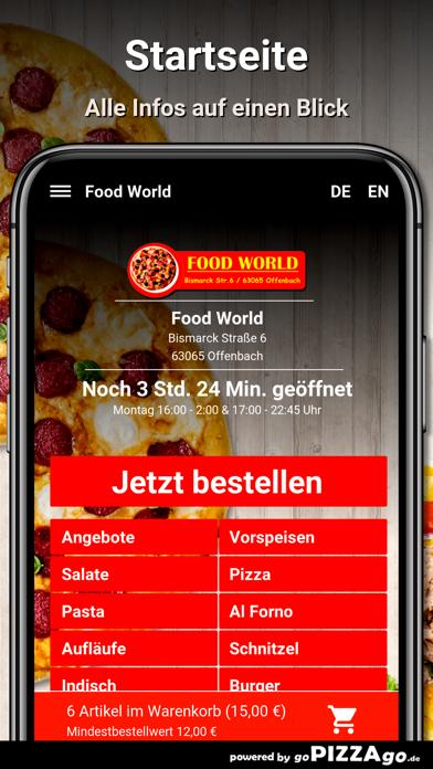 Food World Offenbach screenshot 2