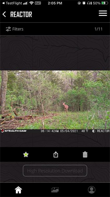 Stealth Cam COMMAND PRO screenshot-7