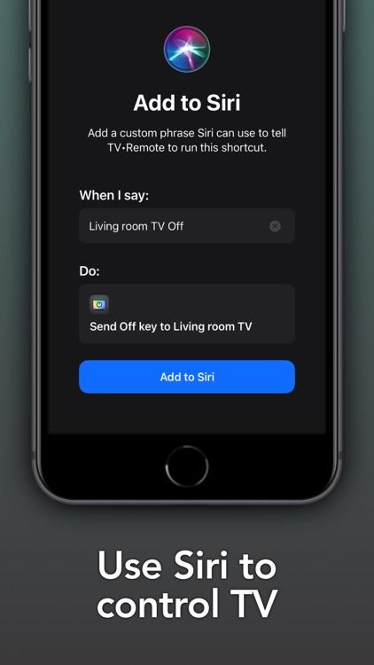 Smart TV Remote Control Ⓘ screenshot-5