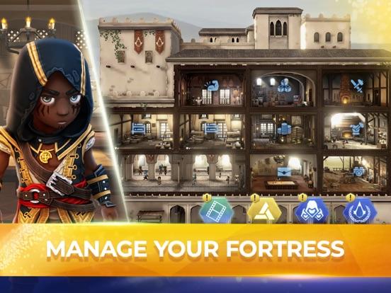 Assassin's Creed Rebellion iPad app afbeelding 5