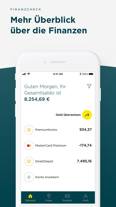 Commerzbank BankingScreenshot von 1