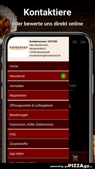 Khorassan München screenshot 3