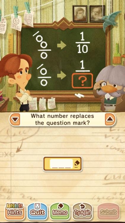 Layton's Mystery Journey+ screenshot-3