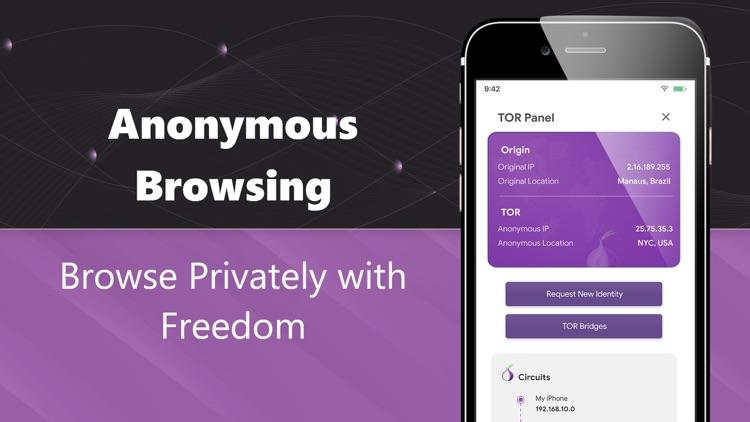 TOR Browser Private Web + VPN