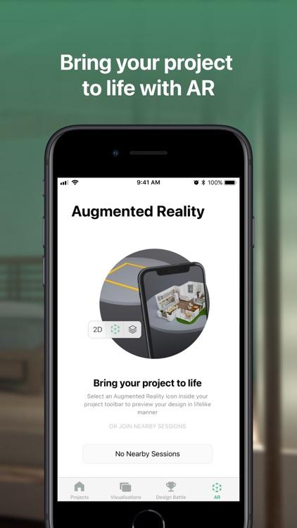 Planner 5D - Design Your House screenshot-6