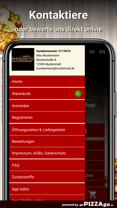 Badenheimer Hof Badenheim screenshot 3