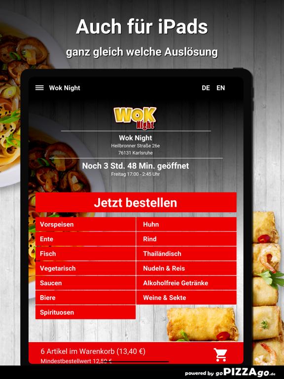 Wok Night Karlsruhe screenshot 7