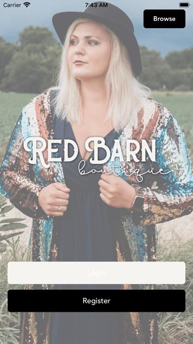 Red Barn Boutique LLC screenshot 1