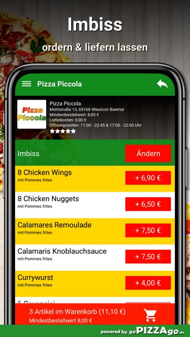 Piccola Wiesloch Baiertal screenshot 6
