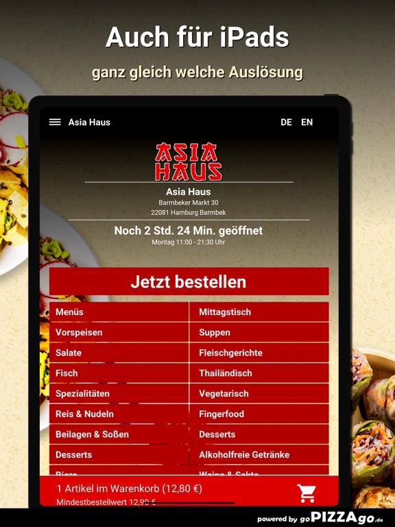 Asia Haus Hamburg Barmbek screenshot 7