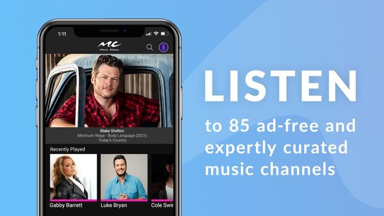 Music Choice: Ad-Free Music
