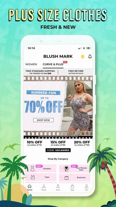 Blush Mark: Women's Clothing wiki review and how to guide