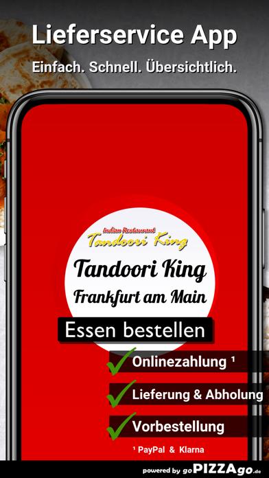 Tandoori-King Frankfurt screenshot 1