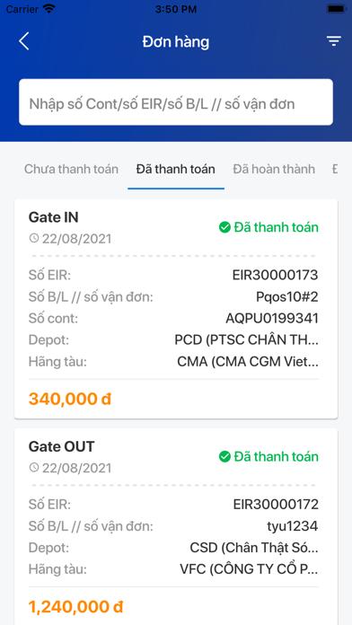 GPG e-Depot screenshot 5
