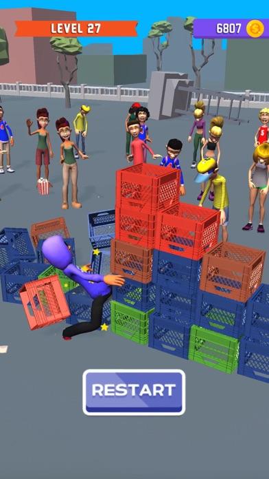 Milk Crate Challenge 3D screenshot 10