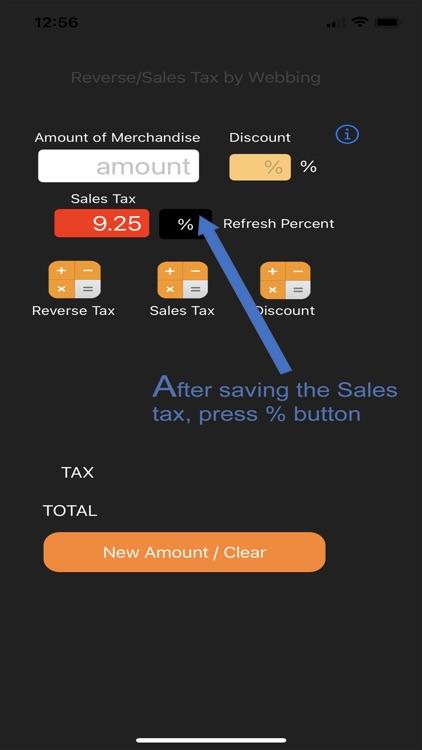 Reverse Sales Tax