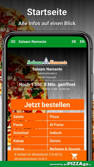 Salaam Namaste Teisnach screenshot 2