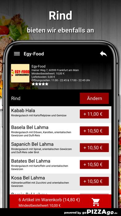 Egy-Food Frankfurt am Main screenshot 6