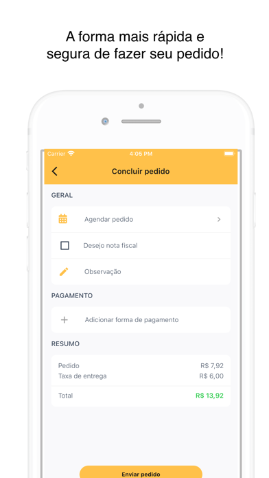 Seu Mercado Delivery screenshot 5