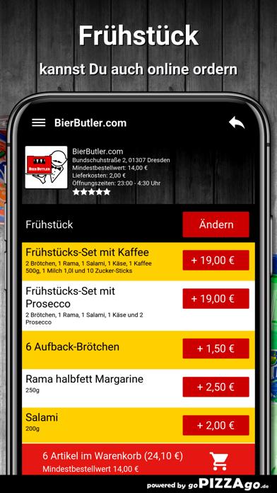 BierButler.com Dresden screenshot 5