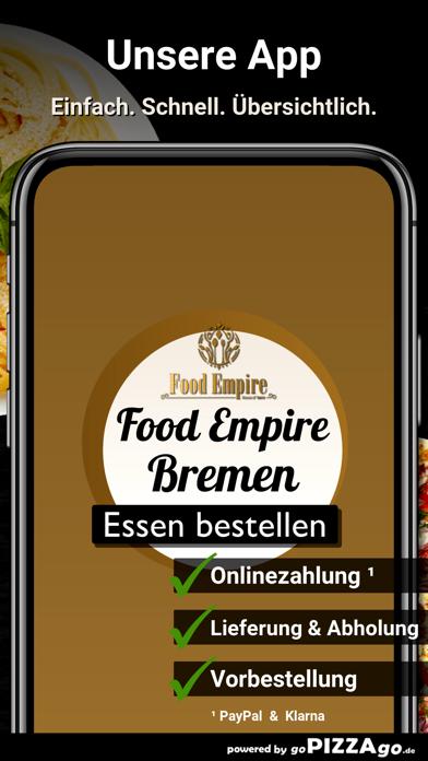 Food Empire Bremen screenshot 1