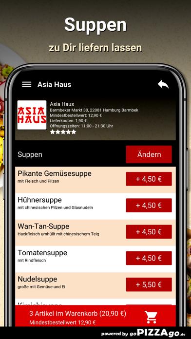Asia Haus Hamburg Barmbek screenshot 5