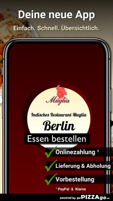 Indisches Restaurant Muglia screenshot 1