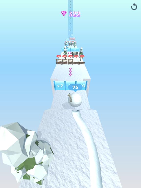 Snowball Effect 3D screenshot 19