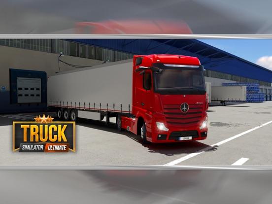 iPad Image of Truck Simulator : Ultimate