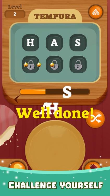 Sushi Words Connect screenshot-5