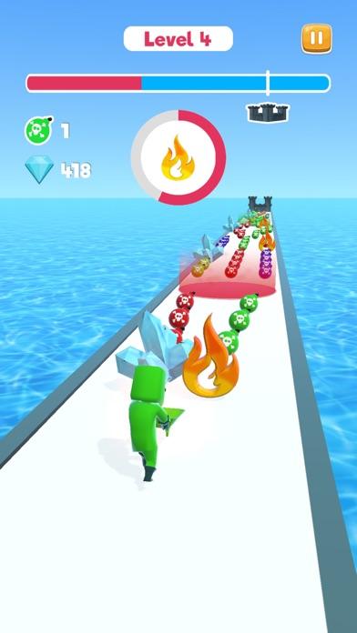 Bomber Rush 3D screenshot 2
