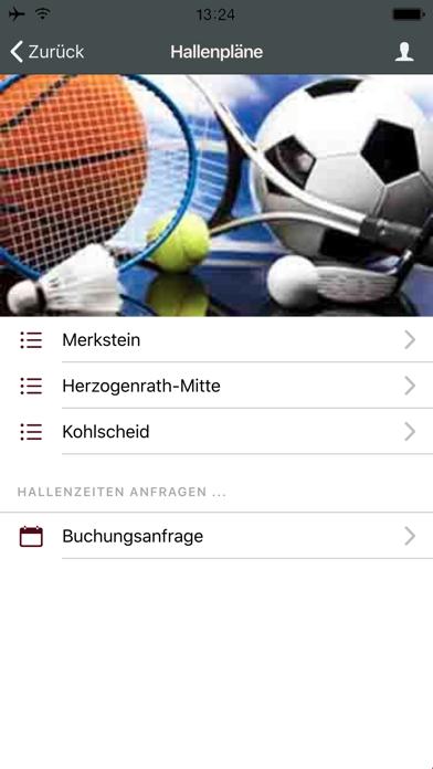 SSV Herzogenrath e.V.Screenshot von 4