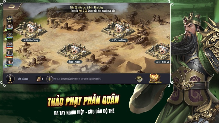 Tân Tam Quốc - iTap screenshot-3