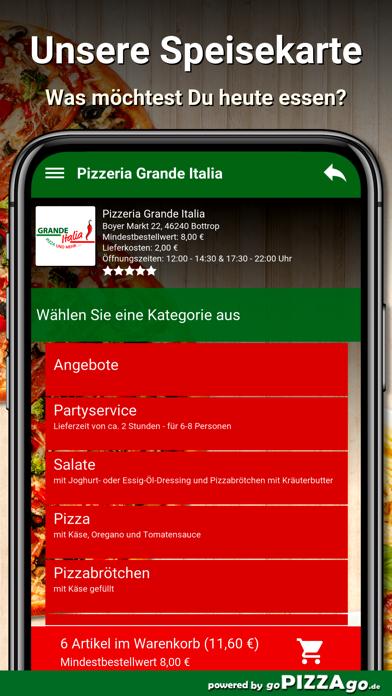 Pizzeria Grande Italia Bottrop screenshot 4