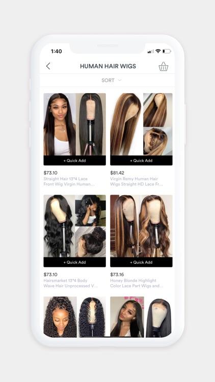 Hairsmarket