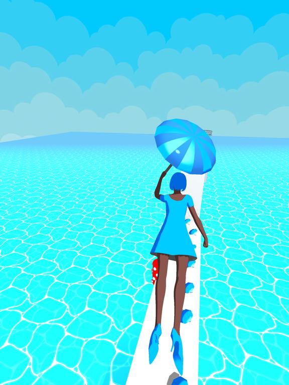 Umbrella Rush screenshot 7
