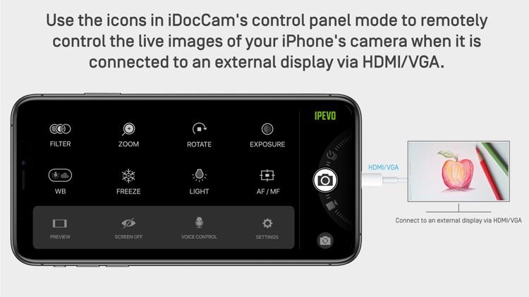 iDocCam OTS screenshot-3