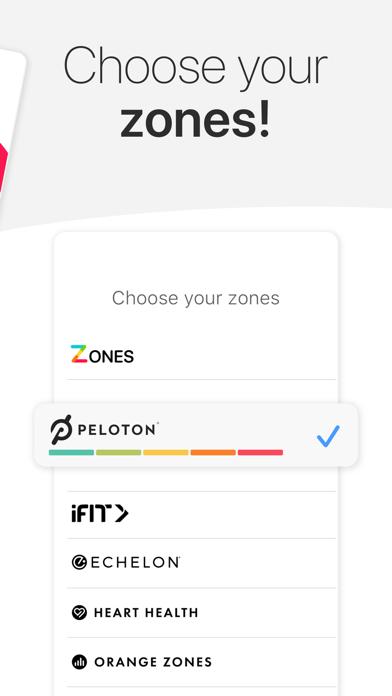 Simple Zones Watch App
