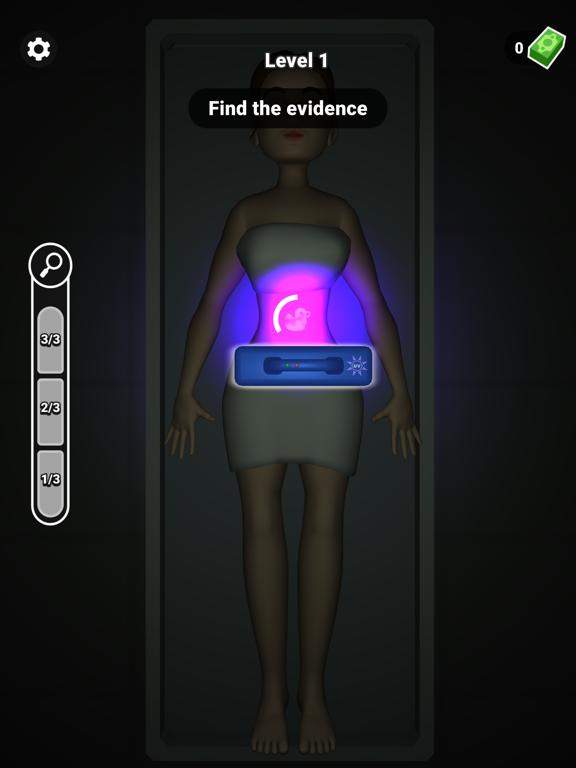 iPad Image of Forensic Master