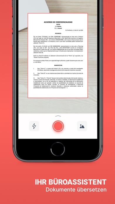Scan Übersetzen + TextgrabberScreenshot von 3